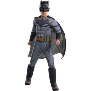 NEW RUBIES DC JUSTICE LEAGUE BATMAN MUSCLE COSTUME
